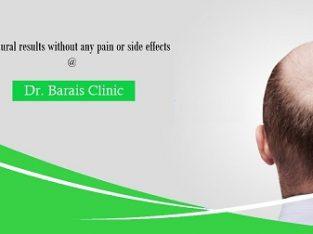 Best Hair Transplant Clinic in Kolhapur | Dr. Barais Clinic