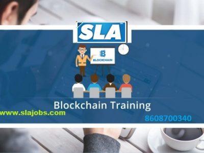 Learn Blockchain training in chennai