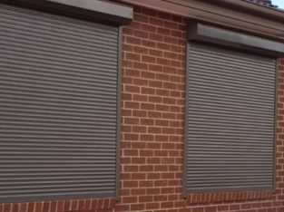 Advanced Shopfront & Shutters LTD | Security Roller Shutters
