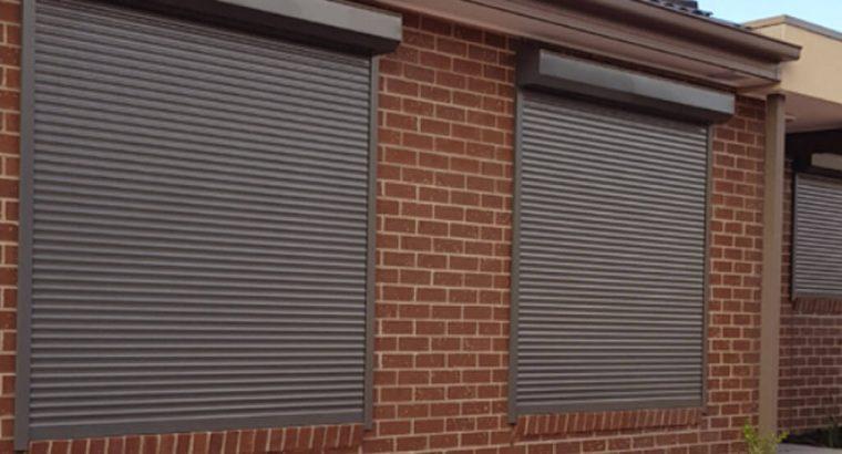 Advanced Shopfront & Shutters LTD | Security Roller Shutters