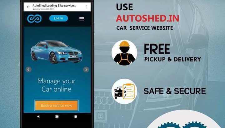 Car and Bike Repair Service Center in Gachibowli, Hitech City, Hyderabad – Autoshed