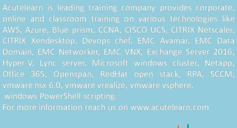 Windows powershell scritping training