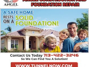 Foundation Repair And House Leveling