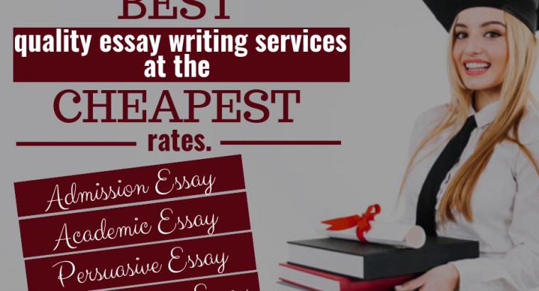 Best Custom Essay Writing Services UK – Admission Essay Help – International Scholarships