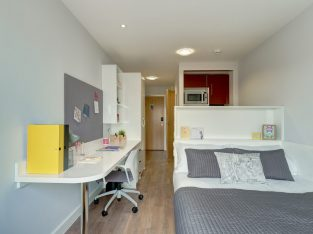 Get £200 Annual Rent Discount on Glassyard Building London Student Accommodation