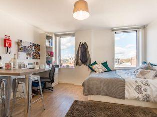 Get Upto £250 Cashback on iQ The Brickworks York Student Accommodation