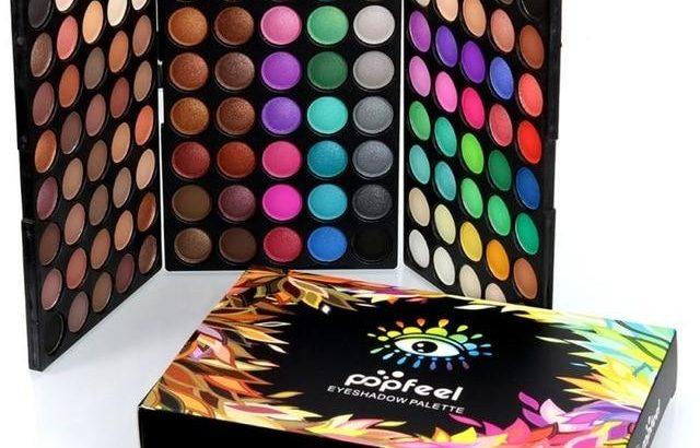 Best colorful eyeshadow palette