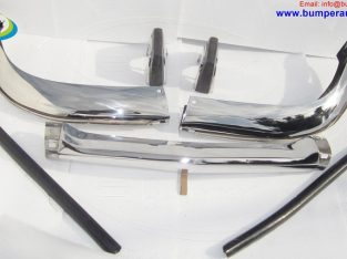 BMW 2800 CS bumper in stainless steel