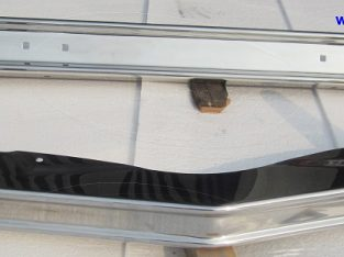 Citroen 2CV bumper (1948 –1990) in stainless steel