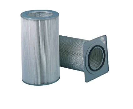 Spunbonded Polyester Cartridge Filters | RMCS