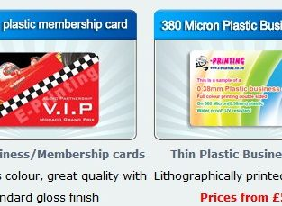 Best Membership Card Printing Service in UK