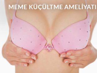 Göğüs küçültme