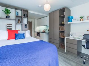 Get £500 Cashback on Aparto Arbury Court, Kingston Student