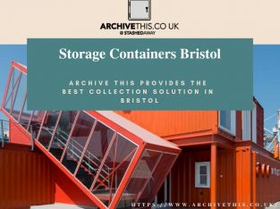 Reliable Place for Storage Containers in Bristol – Archive This