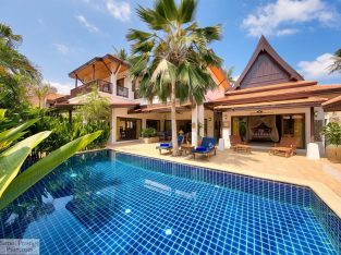 Thailand luxury real estate