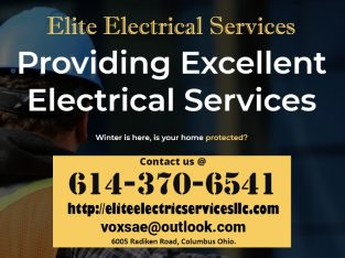 Elite Electric Services in Columbus Ohio- Fixing your headaches!