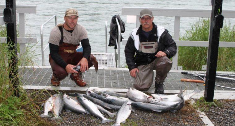 Catch Alaskan King Salmon -Alaska Halibut Fishing Charter