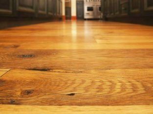 Reclaimed wood – The best option for strength and durability!