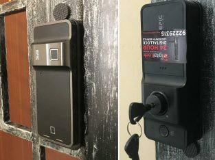 WTS: EPIC 5G Digital Lock $450 HP: 97294946