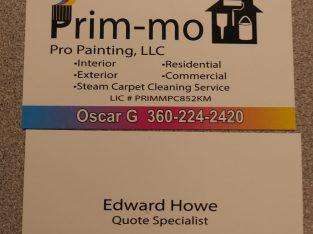 Primo-mo painting