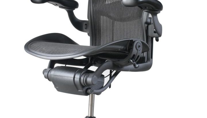 Herman Miller Classic Aeron Chair – Size B, Fully Loaded – Open Box