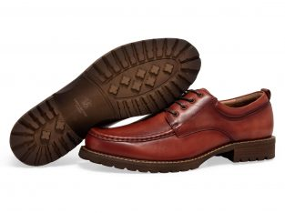 Handmade Brogues UK- Leather and Soles