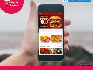 mobile app for restaurants an alluring gift for your customers