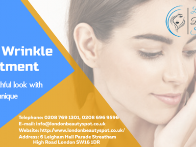 Anti Wrinkle Treatment at London Beauty Spot