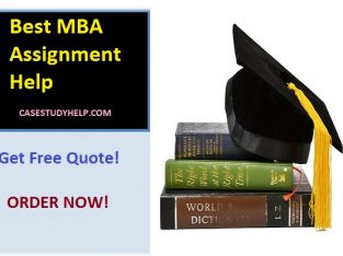Best MBA Assignment Help by Expert Academicians at Casestudyhelp.com