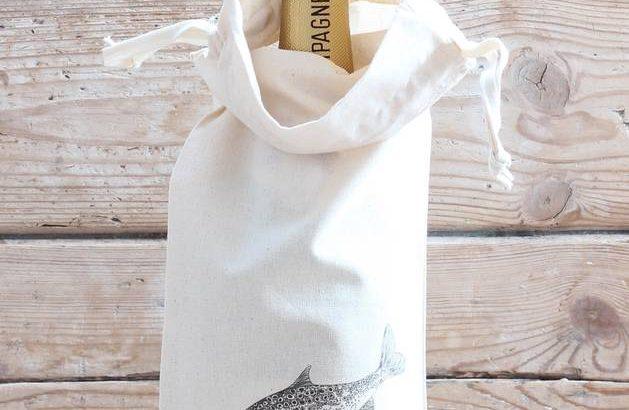 Bottle Bag, Velvet Wine Bag, Cotton Promotional Bottle Bags