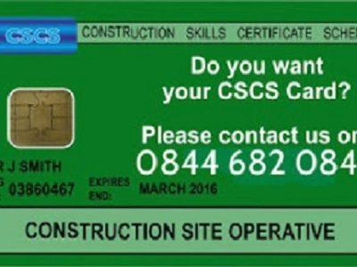 Pearson Professional CSCS Test Centres-UK Doncaster