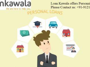 Personal loan, Car loan services in Hyderabad – Loan Kawala