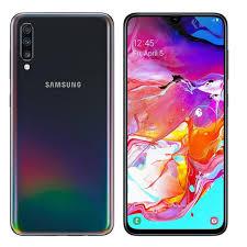 Cheapest Samsung Galaxy A70 Black Deals