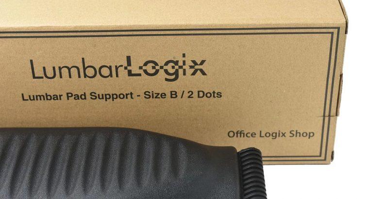 OfficeLogixShop – Lumbar Pad Support