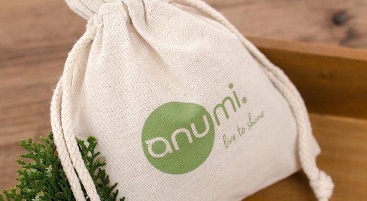 Cotton Muslin Bag, Cotton Pouch, Party Favor Bag, Promotional Bags