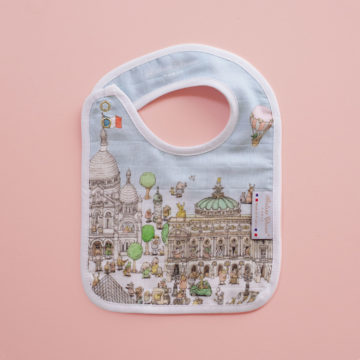 Paris baby gift