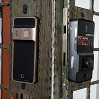 EPIC Gold card on gate digital lock $399 hp:93919772 Serena