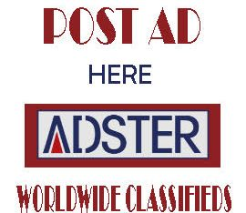 Adster international classified site