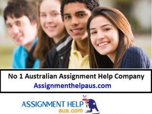 No 1 Australian Assignment Help Company – Assignmenthelpaus.com