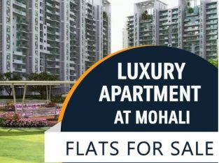 JLPL Falcon View Apartments Mohali