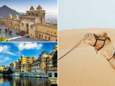 Explore the beauty of Rajasthan with Rajasthan tour package
