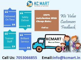 Nearest Packers and Movers in India – KCMart