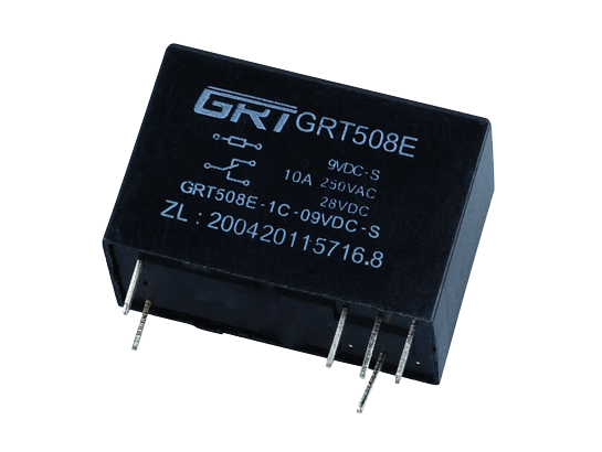 Single Dual Coil Latching Relays