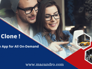Gojek Clone | 50+ On-demand services in One platform | MacAndro