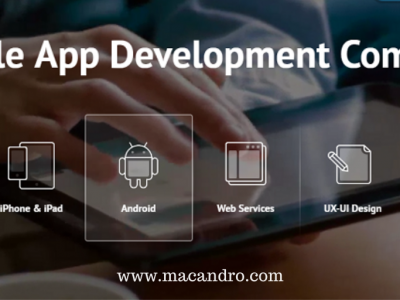 Best Mobile App Development Company – MacAndro