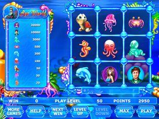 Sea World Skill Game in Pennsylvania,USA