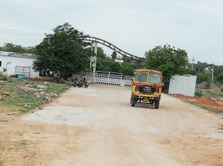 Richmond Hills Plots For Sale In Balapur