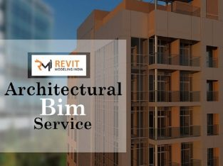 Architectural BIM Services – Revit Modeling India