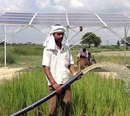 Solar water pump manufacturers- Vincent solar energy