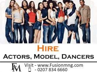 Hire Extras By Visiting Fusion Management